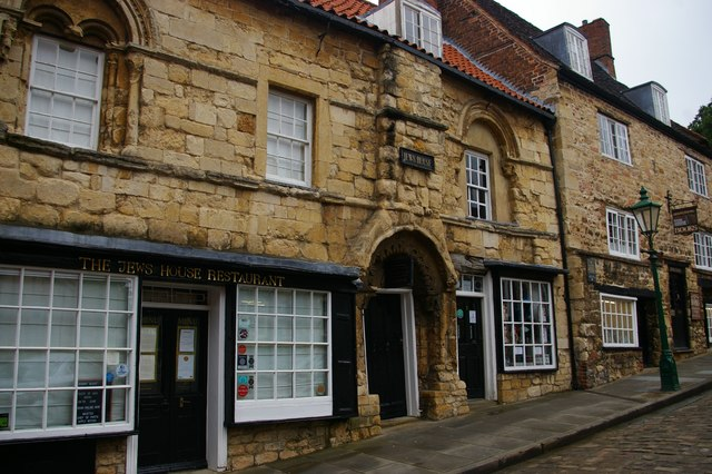 Lincoln: The Jew's House, Steep Hill