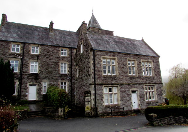 West House, Camden Court, Brecon
