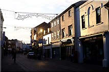 SO5140 : Commercial Street, Hereford by John Winder