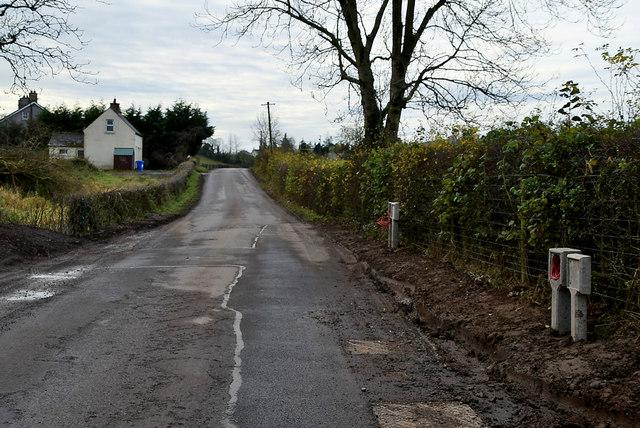 Tullyrush Road, Tullyrush