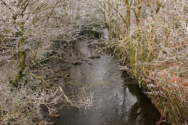 Glazert Water, Lennoxtown