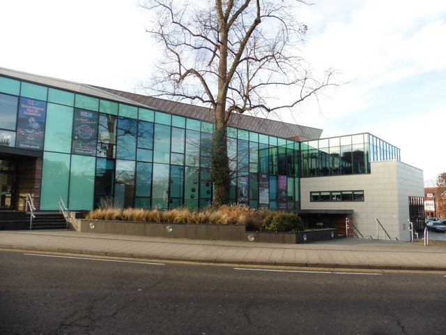 G2 concert venue, Guildford