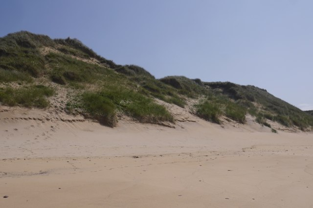 Dunes, Tràigh Hogh