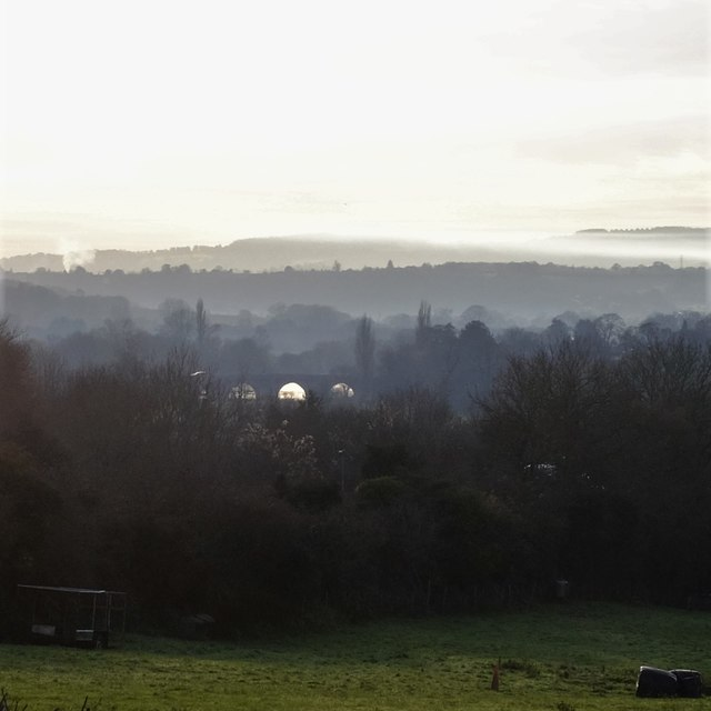 Wilton Bridge, the Wye Valley and the Forest of Dean