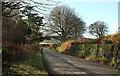 ST0030 : B3190 near Newhouses by Derek Harper