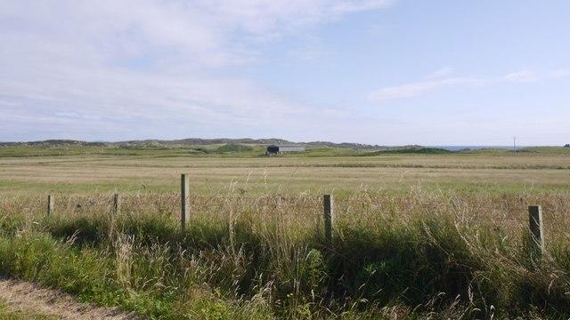 Good quality farmland, Arileod
