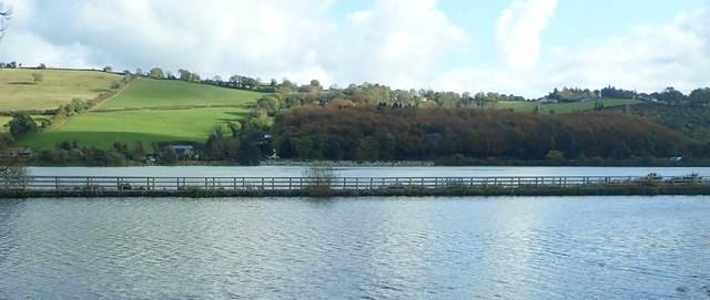 The Newry Greenway on the Middlebank