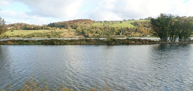 The Newry Canal from the Fathom Line