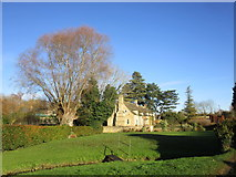 TL0394 : Former watermill. Woodnewton by Jonathan Thacker