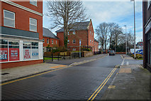 SS9512 : Tiverton : William Street by Lewis Clarke