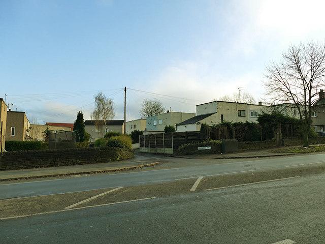 Holybrook Avenue, off Harrogate Road, Greengates
