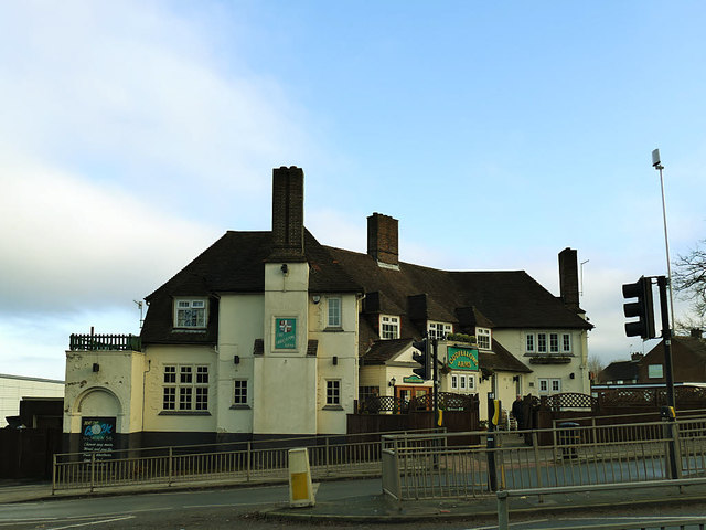 The Oddfellows' Arms, Eccleshill