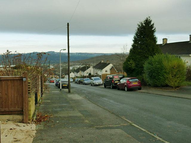 Averingcliffe Road, Eccleshill