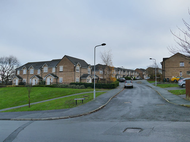 Abinger Close, off Rockwell Lane, Thorpe Edge