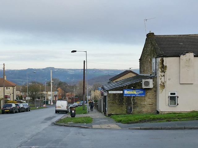 Bank Stores, Eccleshill