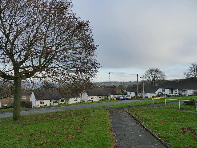 Bank Close, Eccleshill
