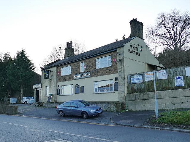 The White Hart, Victoria  Road, Eccleshill