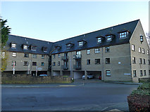 SE1835 : Stone Hall Mews, Eccleshill by Stephen Craven