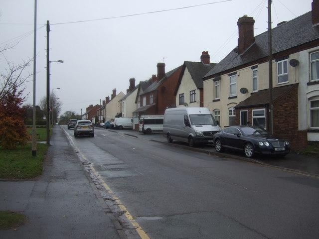 Broad Lane (B4210), Springhill