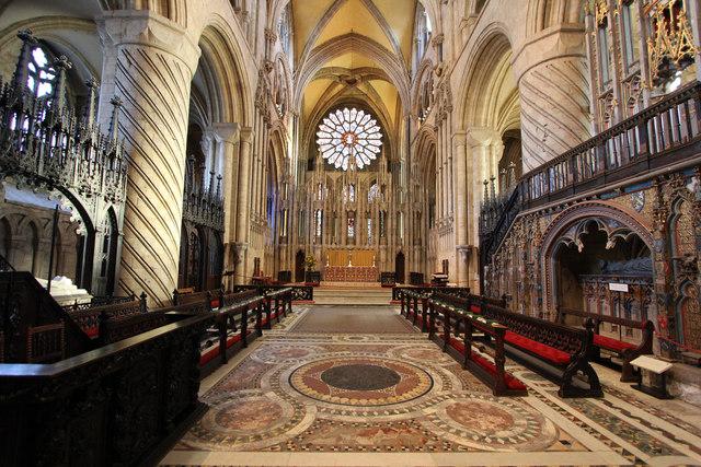 Durham Cathedral Choir