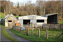 NJ2141 : Barns and Byres by Anne Burgess