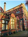 SK6669 : Boughton Pumping Station, main pump house (Blackburn House) by Alan Murray-Rust