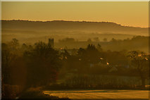 ST0107 : Cullompton : Town Scenery by Lewis Clarke