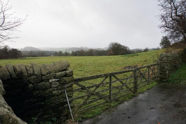Field near Baslow