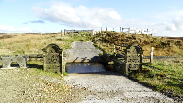 Rochdale Council Water Works masonry between Light Hazzles & Warland Reservoirs