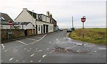 NO4800 : Links Road, Earlsferry by Bill Kasman