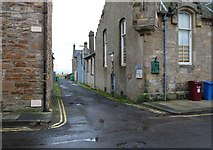 NT4899 : Cross Wynd, Earlsferry by Bill Kasman
