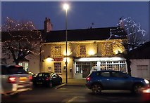 ST0207 : Market House Inn on High Street by Steve Daniels
