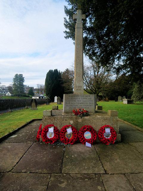 Sedbergh War Memorial