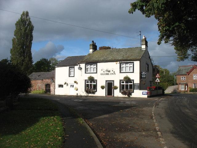 The Globe Inn, Calthwaite