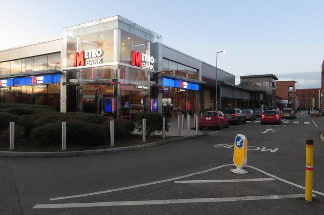 Oakgrove retail area