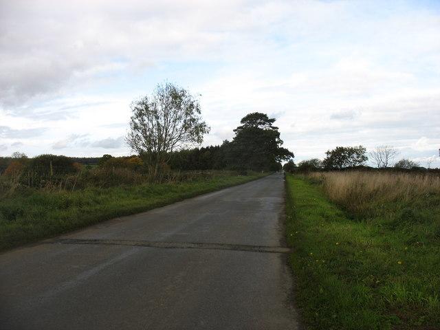 The lane to Carlisle