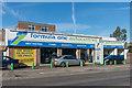 TQ1657 : 273 - 281 Kingston Road by Ian Capper