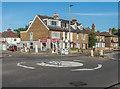 TQ1657 : 181 - 187 Kingston Road by Ian Capper
