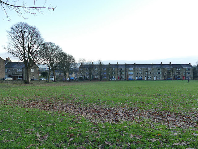 Eccleshill recreation ground