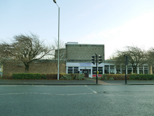 Eccleshill Library and Information Centre