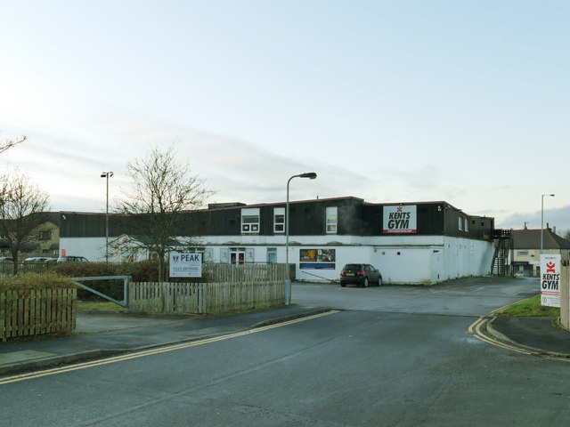 Kents Gym, Thornbridge Mews, Eccleshill