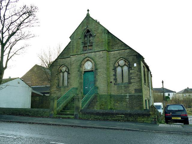 Former Baptist chapel, Undercliffe Road, Eccleshill