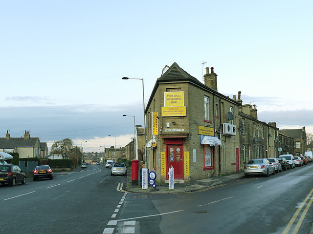 Bhalla convenience store, Idle Road