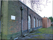 SE1734 : Telephone exchange, Idle Road (2) by Stephen Craven