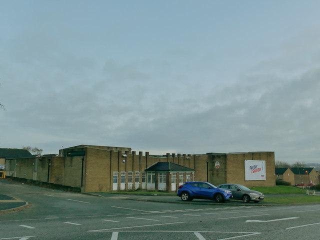 East Ward Labour Club, Otley Road, Bradford