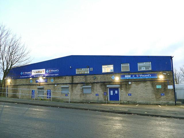 St Vincent's, Rees Way, Bradford