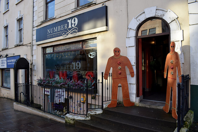 """""""Invasion of the Gingerbread Men"""", Omagh (1)"""