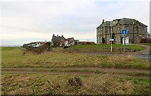 NO4800 : Grange Road, Earlsferry by Bill Kasman
