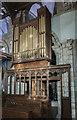 SK6287 : Organ, Ss Mary & Martin's church, Blyth by Julian P Guffogg