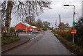 NH5041 : Main street, past Kiltarlity Village Hall by Craig Wallace